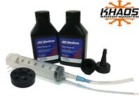 Khaos Motorsports Eaton Supercharger Coupler and Oil Kit Chevy Ford M90 M62 M112