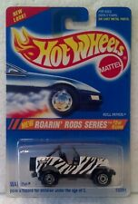 *** HTF Variation '95 Roarin' Rods Roll Patrol w/Chrome Rims - in Protector ***