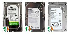 500GB 1TB 2TB SATA 3.5 Desktop CCTV PC DVR Hard Disk WD / SEAGATE / HITACHI