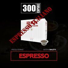 300 capsule compatibili bialetti* caffè torino arabica mokona cuore