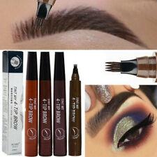 Microblading Tattoo Eyebrow Pencil Waterproof Fork Hot Tip Eye Brow Pen Enhancer