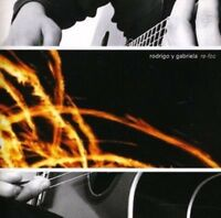 RODRIGO Y GABRIELA Re-Foc CD BRAND NEW