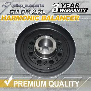Harmonic Balancer for Hyundai Santa Fe CM DM 2.2L Diesel Damper Pulley 2009-ON