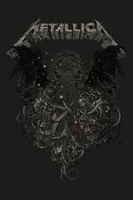 "072 Metallica - Hit Rock Band Music Art Print 24""x36"" Poster"