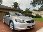 2010 Honda Accord EX-L LEATHER 10 Honda Accord EX-L POWER & LEATHER & HTD SEATS BLUETOOTH FL OWNER IMMACULATE!!