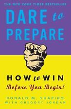Dare to Prepare: How to Win Before You Begin-ExLibrary