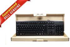 New Genuine Dell KB212-B USB 104-Keys US English Wired Keyboard Black C644N