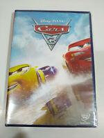 Cars 3 Disney Pixar - DVD Regione 2 Spagnolo Inglese Portuguese