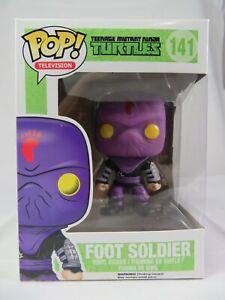 Television Funko Pop - Foot Soldier - Teenage Mutant Ninja Turtles - No. 141