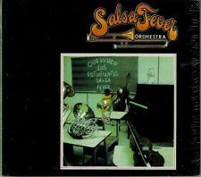 ORQUESTA SALSA FEVER - QUE VIVAN LOS ESTUDIANTES - CD  ( Original new sealed )