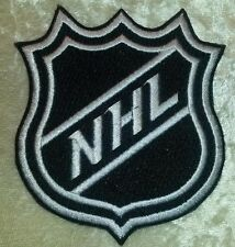 """NHL Logo 3.5"""" Iron On Embroidered Patch ~USA Seller~"""