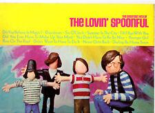 """LOVIN' SPOONFULL.GREATEST HITS.UK ORIG 1ST PRESS """"A1/B1"""" LP & INN/CO/SL.EX/EX"""