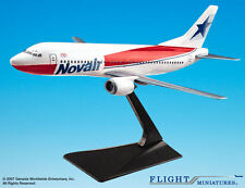Flight Miniatures Novair International Airways Uk Boeing 737-400 1:185 Scale