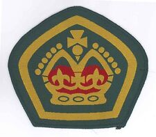 SCOUTS OF AUSTRALIA - QUEEN'S SCOUT Highest Rank Top Award Backpatch BP