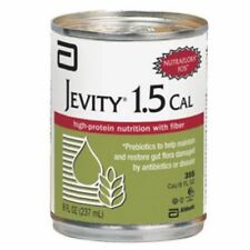 Jevity 1.5 Cal Formula, 8 Ounce Can, Abbott 57333, Fresh Product, Case of 24
