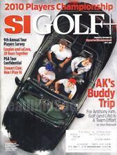 2010 Anthony Kim Golf Plus Sports Illustrated