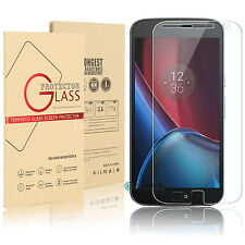 9H Anti-Scratch Tempered Glass Screen Protector Film for Motorola Moto G4 Plus