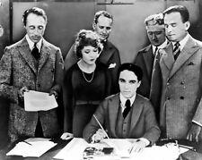 New 8x10 Photo: Griffith, Chaplin, Pickford & Fairbanks Establish United Artists