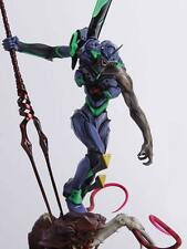 EVA -01 Evangelion Unpainted Statue Figure Model Resin Kit RARE