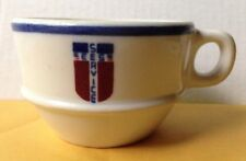 1950s U.S. MILITARY EES SERVICE EUROPE ARMY AIR FORCE RESTAURANT WARE COFFEE CUP