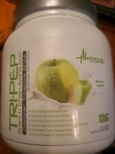 Metabolic Nutrition Tri-Pep - Green Apple - 40 Servings exp 5/2020