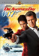 Die Another Day 007 (DVD, 2003, 2-Disc Set, Widescreen; Special Edition)