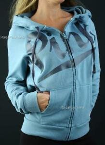Victoria's Secret PINK Hoodie Sweatshirt Perfect Full Zip Logo Fleece NWT