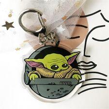 Baby Yoda Keychain (Star Wars)