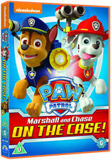 Paw Patrol: Marshall and Chase On the Case! [DVD]