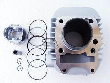 Standard 125cc cylinder and piston kit for Honda Wave Innova ANF125