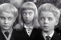 Framed Print - Village of the Damned Children (Gothic Picture Horror Movie Art)