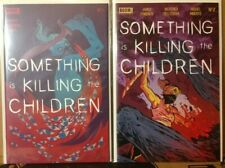 Something is Killing the Children #1 and #2 - 2nd Print Set