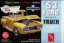AMT 1953 Ford Pickup Truck 2 in 1 Customizing model kit 1/25