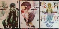 Tokyo Ghoul manga english Vol. 1