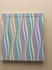 BRIDGET RILEY: RECONNAISSANCE. by L Cooke & J Elderfield. 2001 1st ed. hardback