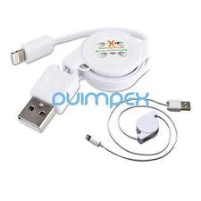 F11 iPhone 5 Ladekabel USB Daten Kabel Adapter Sync Kabel ausziehbar 80cm