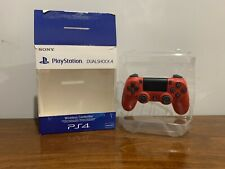 Controller Sony Joypad Joystick Play Station Ps4 Magma Red