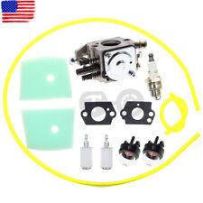 Kit Del Carburador Ajuste Up Para Zama C1Q-EL24 Husqvarna 123 223 322 323 325 326 327