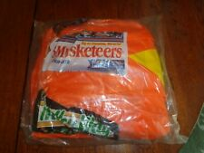 RARE Vtg. Sterling Products Mars Comp 3 Musketeers Inflatable Raft NEVER OPENED