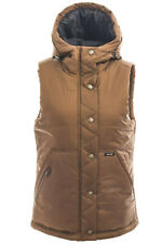 HOLDEN Women's WILLOW Vest - Bison - Large - NWT