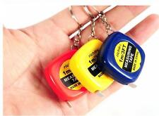 Keychain Portable Tape Measure Easy Retractable Ruler - Wholesale Lot of 30