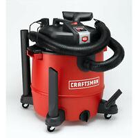 NEW- Craftsman XSP 20 gal. 6.5 HP Wet/Dry Vac Set - Blower - 10 pc Accessory Kit
