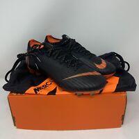 Nike Vapor 12 Elite FG AH7380-081 Mercurial Soccer Cleats Mens Sz 7 Womens 8.5