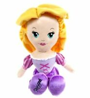 "RAPUNZEL - DISNEY PRINCESS - SOFT TOY - RAG DOLL - 12"" (30CM), LICENCED, NEW"