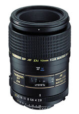 Tamron AF 90mm F/2.8 Di SP Macro Lens for Pentax DSLR