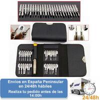 Kit herramientas precision 25-1 destornilladores torx phillips (Envio express)