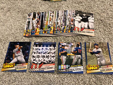 2020 topps series 2 decades best Hank Aaron Blue SP Lot x70 #DB-21 Plus Others