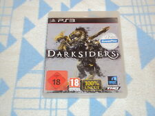 Darksiders (Sony PlayStation 3, 2010 uncut)