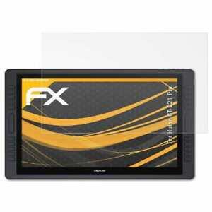 atFoliX 2x Screen Protector voor Huion GT-221 Pro mat&schokbestendig