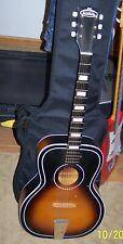 1960's Truetone Kay OM Size Acoustic Guitar